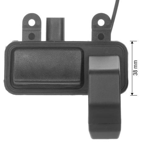 Камера заднего вида в ручку багажника для Mercedes-Benz E-класса Превью 3