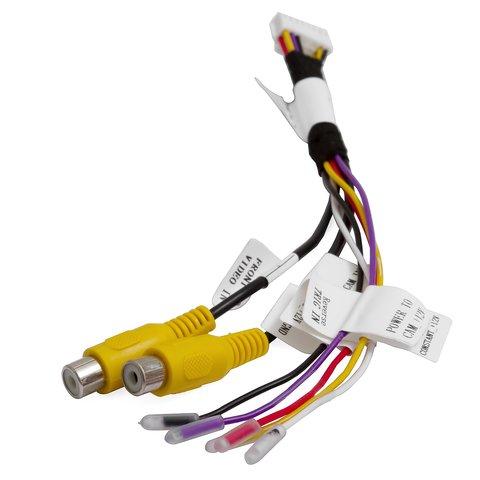 Адаптер подключения камеры заднего и переднего вида для Citroën, Peugeot с системой SMEG Превью 5