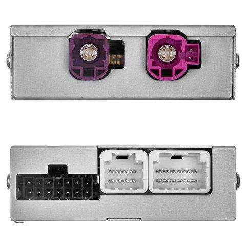 Адаптер подключения камеры заднего и переднего вида для BMW с системой NBT Превью 1