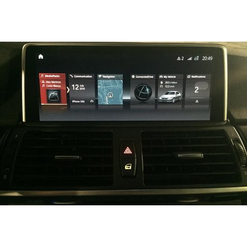 Video Interface for BMW 1-5, 7, X3, X4, X5 Series / Mini of 2017– MY Preview 5