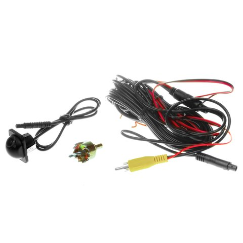 Universal Car Rear View Camera CS-8680A with Dynamic Parking Lines Preview 2