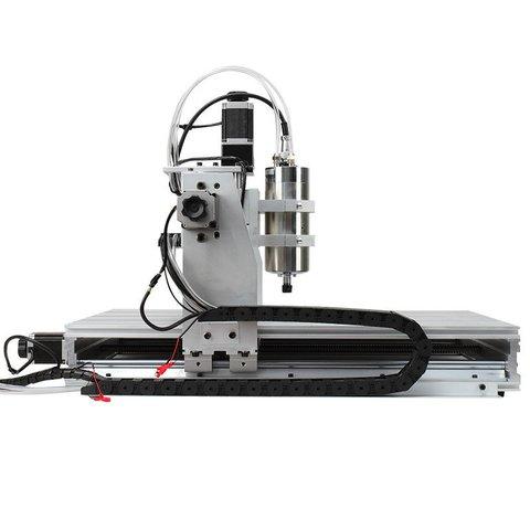 Настільний 4-осьовий фрезерно-гравірувальний верстат ChinaCNCzone 6040 (1500 Вт)