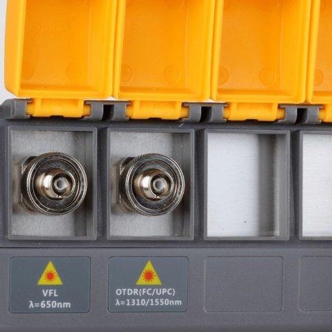Оптичний рефлектометр Grandway FHO5000-TP35 Прев'ю 14