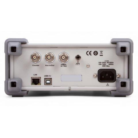Генератор сигналів SIGLENT SDG1032X Прев'ю 3