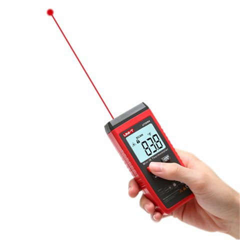 Інфрачервоний пірометр UNI-T UT306A Прев'ю 7