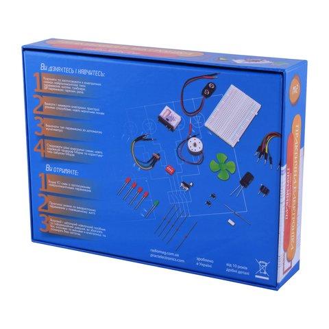 Конструктор Практическая электроника №2 Переключатели - /*Photo|product*/