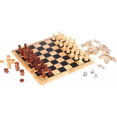 Настільна гра Tactic 5 в 1 Прев'ю 2