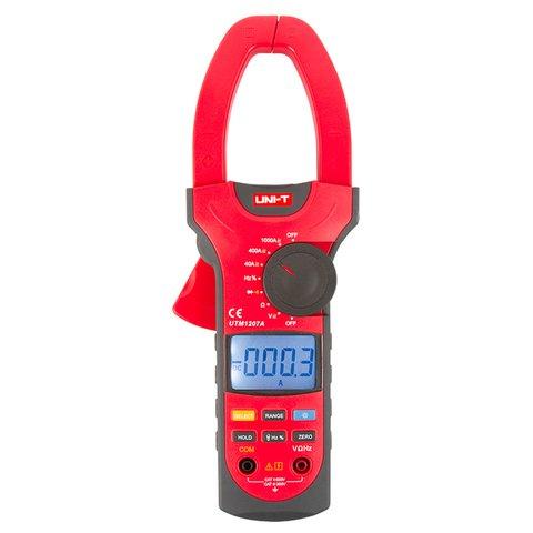 Digital Clamp Meter UNI-T UT207A Preview 1