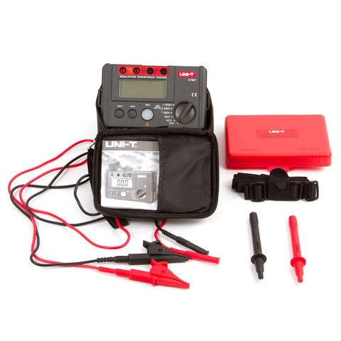 Insulation Tester UNI-T UT501 Preview 2
