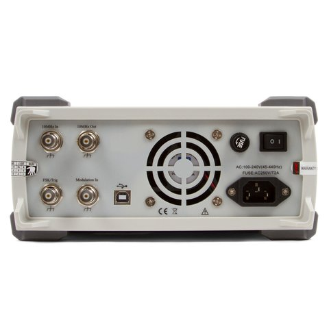 DDS/Arbitrary Waveform Generator UNI-T UTG2062A Preview 2